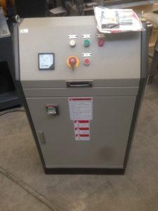 Шкаф управления от дробилки